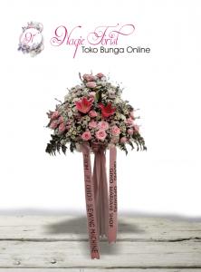 standing-flower-congratulations