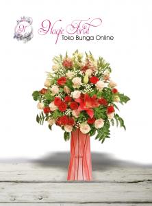 standing-flower-ulang-tahun