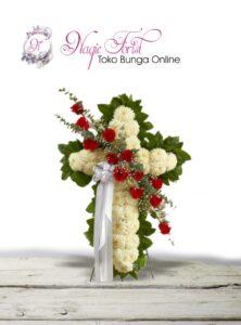 bunga untuk duka cita