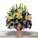 bunga-hiasan-meja