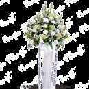 rangkaian bunga standing flower