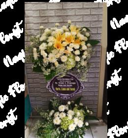 Premium standing flower