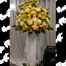 standing duka cita mawar kuning
