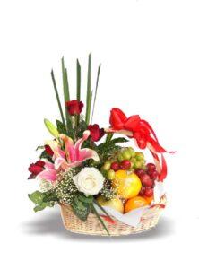 bunga meja untuk orang sakit