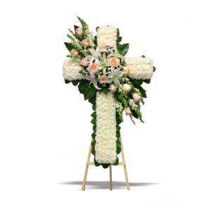 bunga krans duka cita